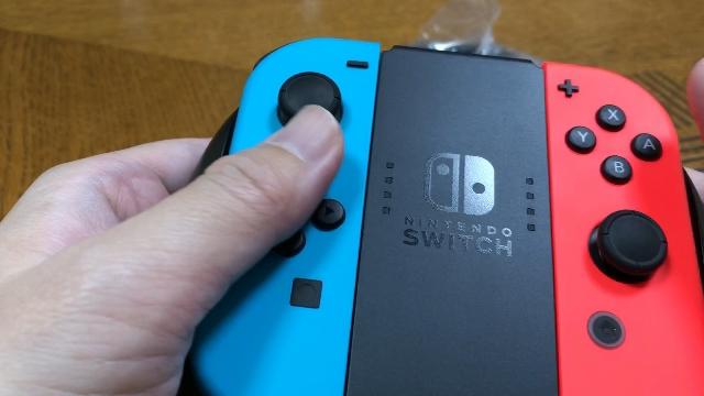 Joy-Con(ジョイコン)充電グリップ購入レビュー【Nintendo Switch】